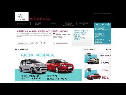 www.autoteam.sk