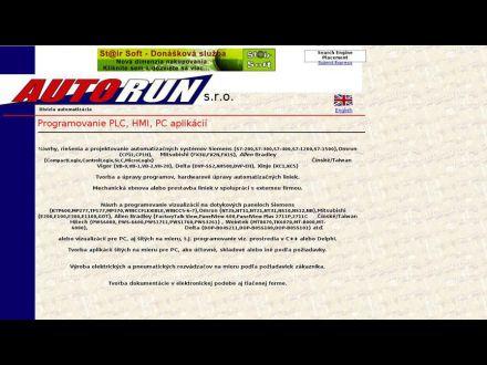 www.autorun.sk