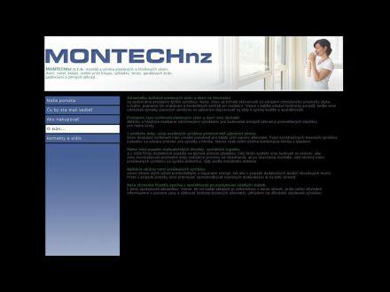 www.montechnz.sk