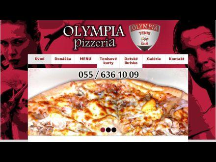 www.olympiapizzeria.sk