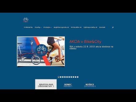 www.bikeandcity.sk