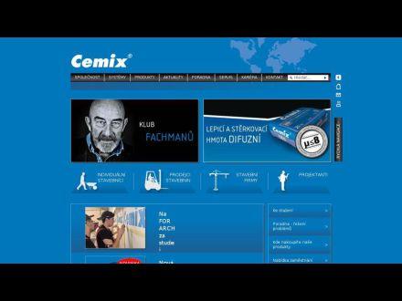 www.cemix.cz