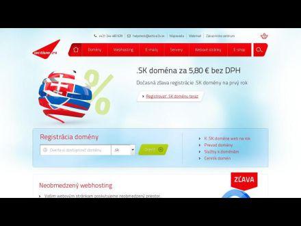 www.active24.sk