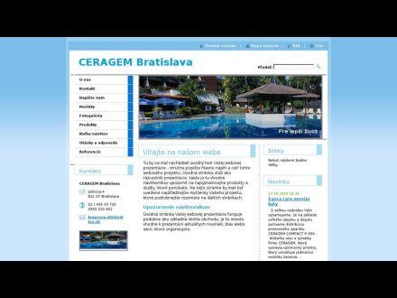 www.ceragembratislava.sk
