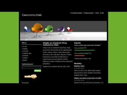 www.calunnictvoelias.sk