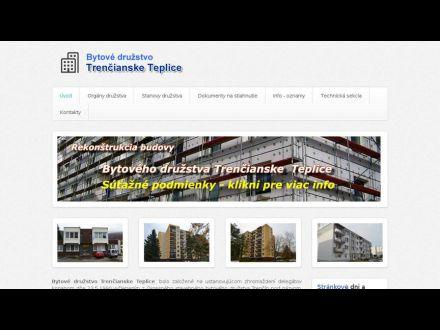 www.bdtrenciansketeplice.sk
