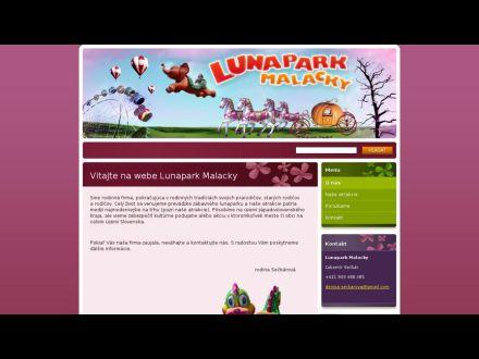 www.lunaparkmalacky.sk