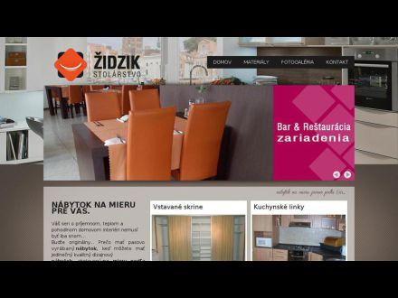 www.nabytokzidzik.eu