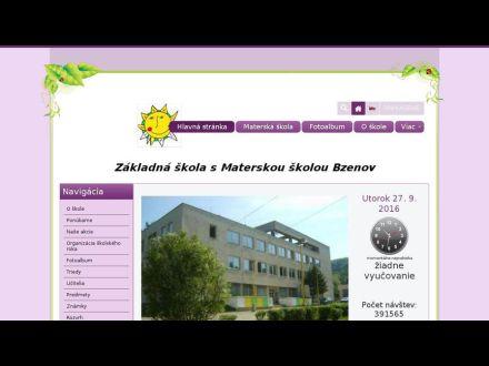 www.zsmsbzenov.edupage.org