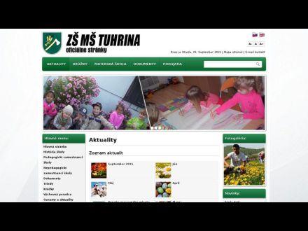 www.zsmstuhrina.sk