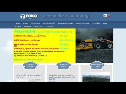 www.toko.sk