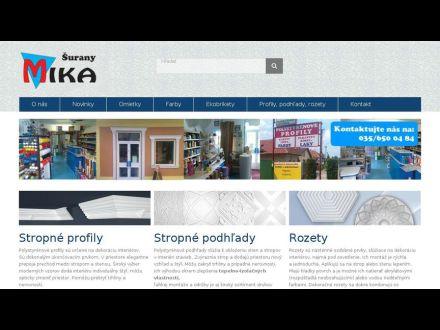 www.mikasurany.sk