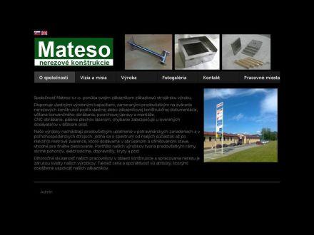 www.mateso.sk