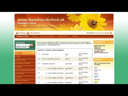 www.bumbacobchod.sk