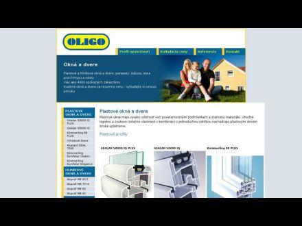 www.oligo.sk