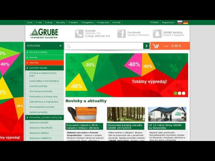 www.grube.sk