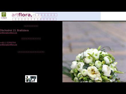 www.artflora.sk