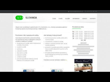www.stkslovakia.sk