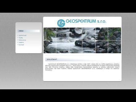 www.geospektrum.sk