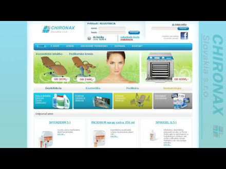 www.eshop.chironax.sk