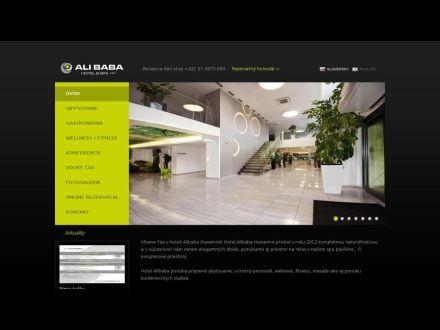 www.hotelalibaba.eu