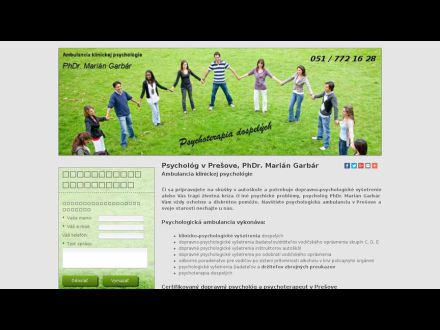 www.psychologpresov-garbar.sk