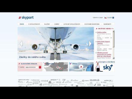 www.skyport.cz