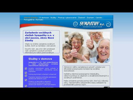 www.sympathy.sk