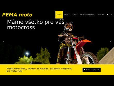 www.pemamoto.sk