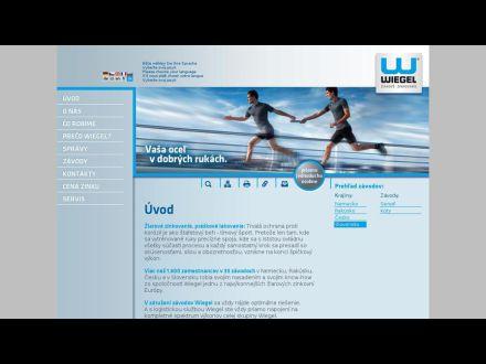 www.wiegel.sk