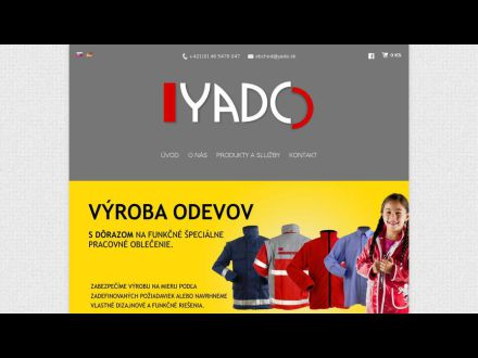 www.yado.sk