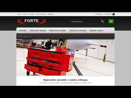 www.forte.sk