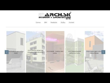 www.inarch.sk