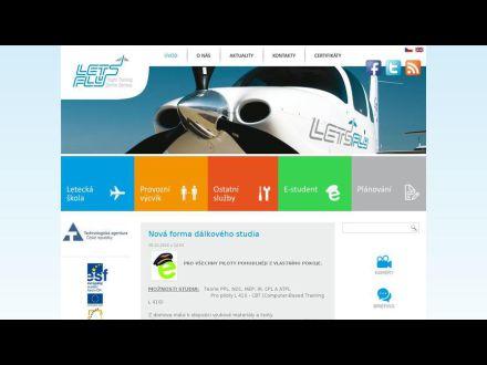 www.letsfly.cz