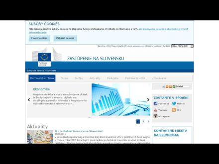 ec.europa.eu/slovensko