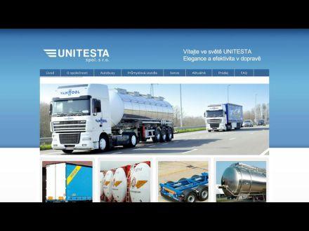www.unitesta.cz