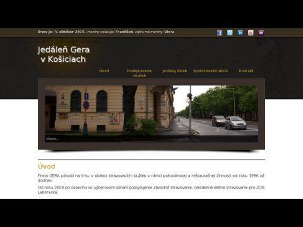 www.jedalengera.sk