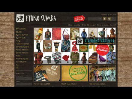 www.ethnosumba.sk