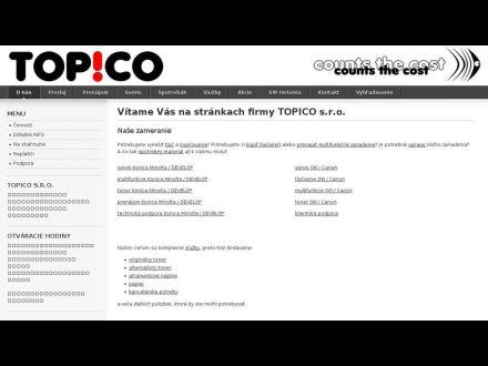 www.topico.sk