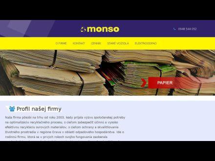 www.monso.sk