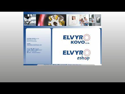 www.elvyro.sk