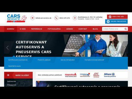 www.cars-service.sk
