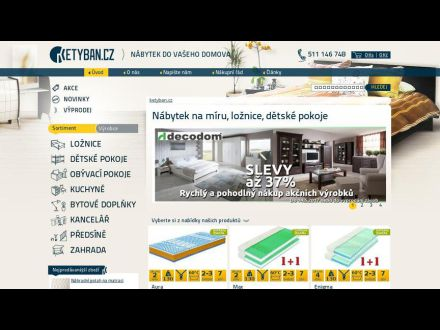 www.akcent-nabytek.cz