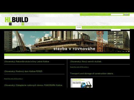 www.hlbuild.sk