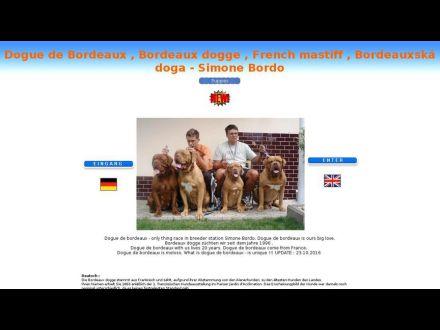 www.doguedebordeaux.cz