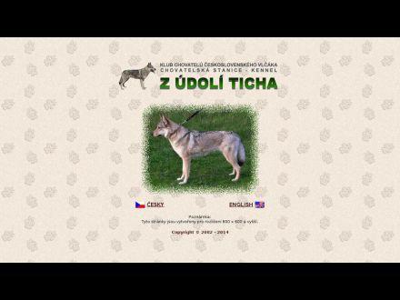 www.z-udoli-ticha.cz