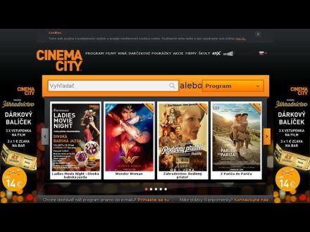 www.cinemacity.sk