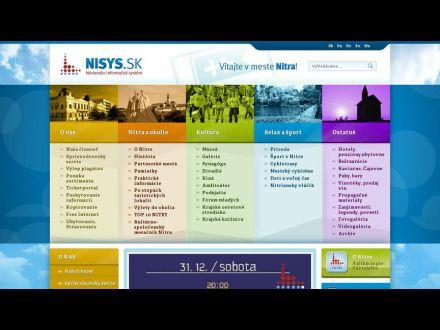 www.nisys.sk