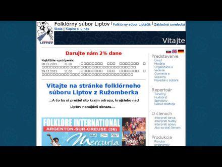 www.fs-liptov.sk