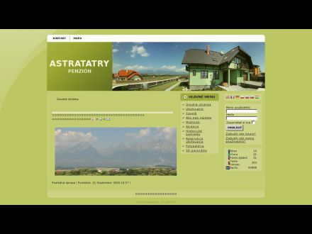 www.astratatry.sk